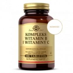 SOLGAR Kompleks witamin B i...