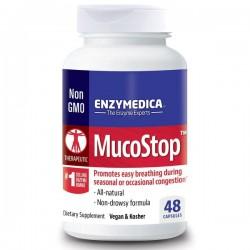 MucoStop (Enzymedica) -...