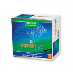 AHCC Mycelcaps - suplement diety