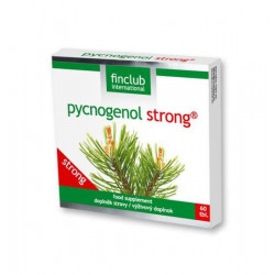 Pycnogenol Strong - suplement diety