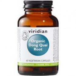 Organic Dong Quai Root - suplement diety