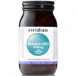 Betaina HCL z Goryczką - suplement diety