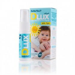 Witamina D w sprayu INFANT - dla niemowląt - suplement diety
