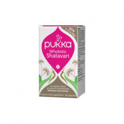 Pukka Wholistic Shatavari - suplement diety
