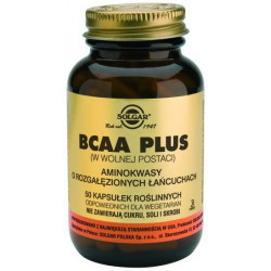 BCAA PLUS - suplement diety