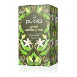 Pukka Sweet Vanilla Green 20 saszetek