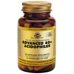 Advanced 40+ Acidophilus - suplement diety