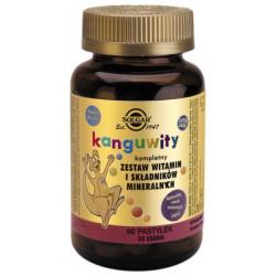 Kanguwity (smak owoce tropikalne) - suplement diety