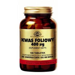 Kwas Foliowy 400 µg - suplement diety