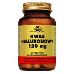 Kwas Hialuronowy - suplement diety