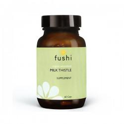 Fushi Milk Thistle (Ostropest plamisty) BIO - suplement diety