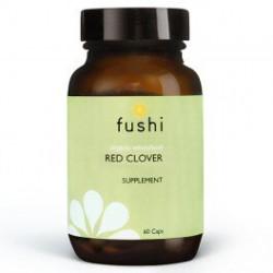 Fushi Red Clover (Koniczyna Czerwona) BIO - suplement diety