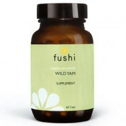 Fushi Wild Yam (Dziki Pochrzyn ) BIO - suplement diety