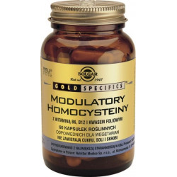 Modulatory homocysteiny - suplement diety