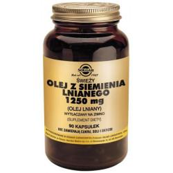 Olej z Siemienia Lnianego - suplement diety
