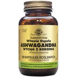 Ashwagandha - wyciąg z korzenia - suplement diety