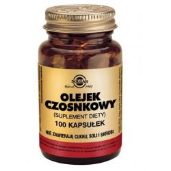 Olejek Czosnkowy (świeży) - suplement diety
