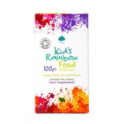 Kids Rainbow Food BIO - proszek - suplement diety