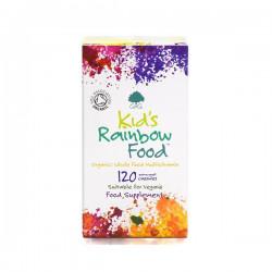 Kids Rainbow Food BIO - kapsułki - suplement diety
