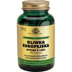 Oliwka Europejska - suplement diety
