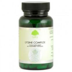 Lizyna Kompleks - kapsułki - suplement diety