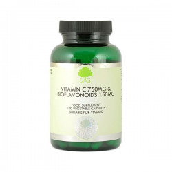 Witamina C (750 mg) z bioflawonoidami - suplement diety