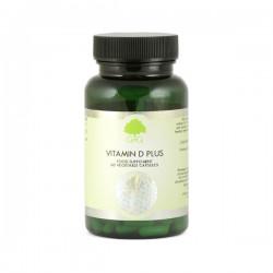 Witamina D3 (4000iu) Plus K2 (200 µg) - suplement diety