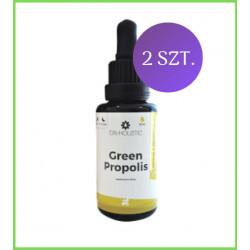 ZESTAW: suplement diety GREEN Propolis 2 szt.