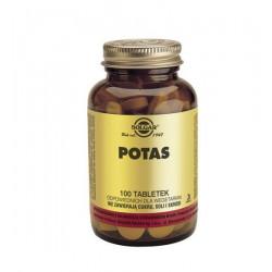 Potas - suplement diety