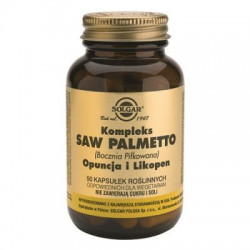 SAW PALMETTO  kompleks - suplement diety