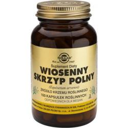 Skrzyp polny wiosenny - suplement diety