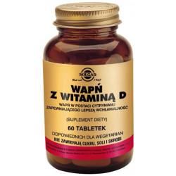 Wapń z Witaminą D3 - suplement diety