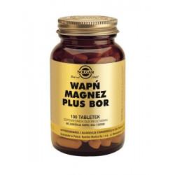 Wapń, Magnez plus Bor - suplement diety
