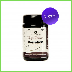 ZESTAW: 2 szt. Borrelion Phyto Extract - suplement diety