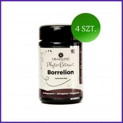 ZESTAW: 4 szt. Borrelion Phyto Extract - suplement diety