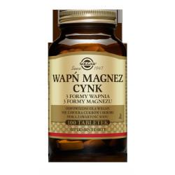 Wapń, Magnez plus Cynk - suplement diety