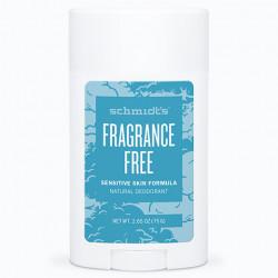SCHMIDTS Dezodorant w sztyfcie Fragrance-Free