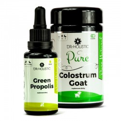 Colostrum Goat  + Green...