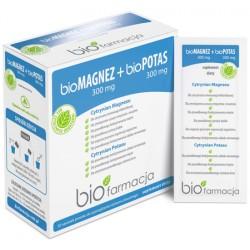 Biofarmacja Magnez 300 mg +...