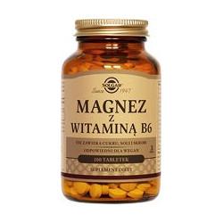 Magnez z Witaminą B6 - suplement diety