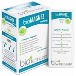 Biofarmacja Bio Magnez 500...