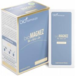 Biofarmacja bioMagnez B6...