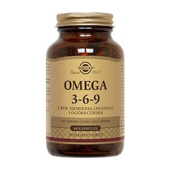 Omega 3-6-9 - suplement diety