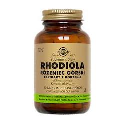 Rhodiola  - suplement diety